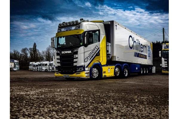 Local Truck Enthusiast Captures Chiltern Fleet