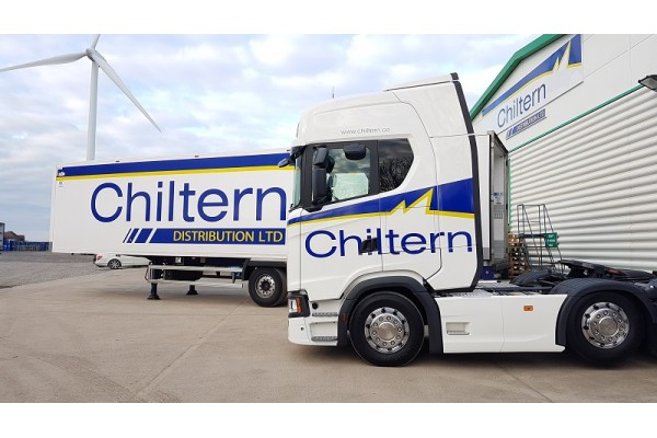 Chiltern Distribution Turns One